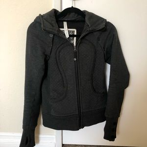 Lululemon Special Edition Quilted Jacket size 2